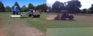 Pitch Maintenance